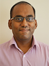 """Dr Varadarajan """"Srini"""" Srinivasan"""